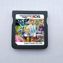 3DS NDS game card Nintendo Pokémon Mario Castlevania Final Fantasy Series Game