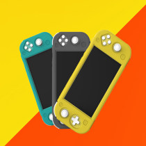 Switch Lite Host Silicone Case with Grip Nintendo accessories