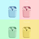 Candy color 1:1 AIRPODS CLONE wireless Bluetooth charging headphones With Retail box