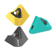 Switch Lite host universal charging base NS game console portable triangle charger