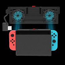 Switch cooling fan NS mainframe fan radiator dustproof back cover Nintendo accessories