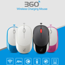 Wireless Rechargeable Mouse Ultra-thin Mini Student Classic Cute Computer Accessories