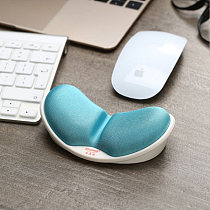 Slow rebound wristband mouse pad ergonomic memory cotton computer accessories
