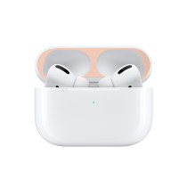 Metal Airpods Pro sticker Bluetooth headset dust film Apple 3 generations