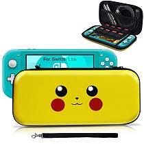 Pikachu Nintendo Switch Lite Tasche