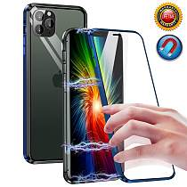 Magnetic Adsorption Phone Case for iPhone 11