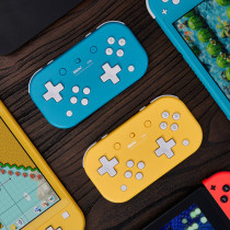 8 Bit Wireless Bluetooth Gamepad for Switch Lite