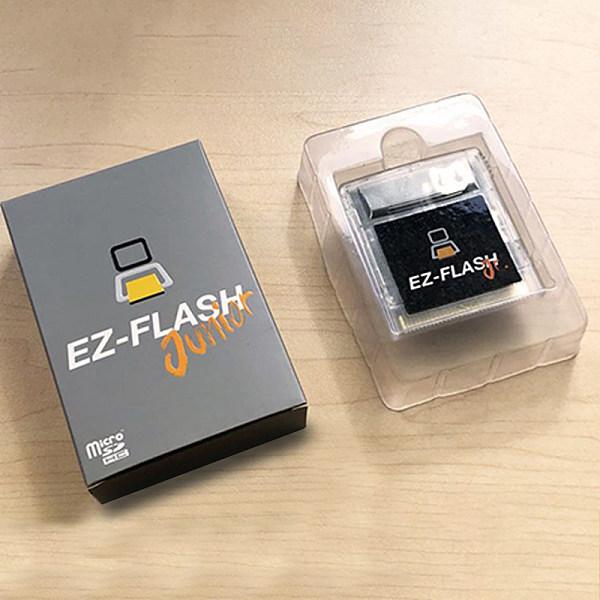 EZ Flash Junior - New GB & GBC Flashcart