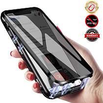 iPhone 11 Anti Peep Magnetic Adsorption Case