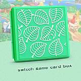 Nintendo Switch Lite Skin Animal Crossing New Horizons Card 12 In 1 Storage Box