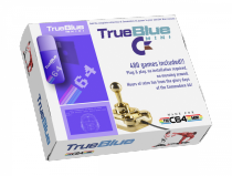 True Blue Mini - Ultimate Plug & Play addon for C64/C64 Mini In stock