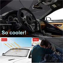 Foldable Car Windshield Umbrella Sunshade Cover Sun Shade Umbrella