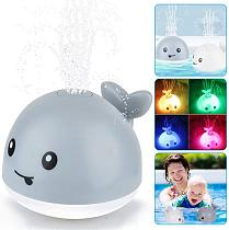 Whale Bath Toys, Electric Whale Water Spray Toy