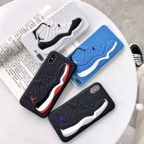 AIRJORDAN 3D Apple iphoneX Case Big Devil Sneakers