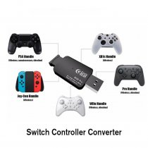 CooV N100 Pro Switch Wireless Bluetooth Controller Adapter For Switch PS4 XB1 Joy-Con