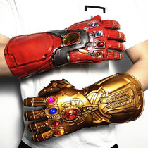 Marvel Thanos Electronic Fist Avengers Legends Series Infinity Gauntlet Led Electronic Glove