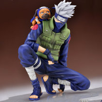 Naruto Hatake Kakashi Action Figure PVC Collectible Model Garage Kit Toy