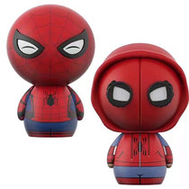 Smile Marvel Spider-Man Action Figures Avengers Q version GARAGE KIT PVC Model toys