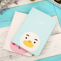 Mini Cartoon iPad Air 2 Case with Multiple Patterns Silicone iPad Smart Cover Auto Sleep/Wake With bracket