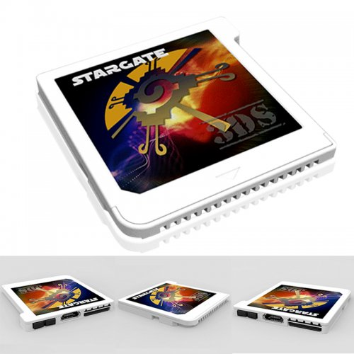 Easy to use, StarGate 3DS is a must have companion for your