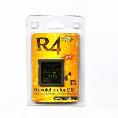 Buy R4i GOLD 3DS RTS (LL,XL) USB Card Reader For Nintendo