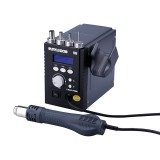 Quick 2008 220V Anti-static Hot Air Gun rework soldering station, AU Plug