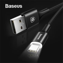 Baseus USB Type C Cable for xiaomi redmi k20 pro USB-C Mobile Phone Charger Cable for oneplus 7 pro Type-C Cable