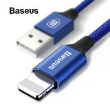 Baseus USB Cable For iPhone X 8 7 Plus Fast Charging Cable Mobile Phone USB Data Cable For iPhone 5 6 6s  iPad USB Charger Cable