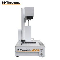 M Triangel Laser Engraving Machine for iphone 8-11 pro max Back Glass Remover