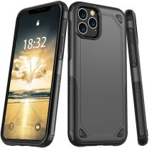Military Shockproof Armor Phone Case For iPhone X XS 11 Pro Max XR 7 8 6 6S Plus Hybrid PC+TPU Slim Rugged Protective Case Cover