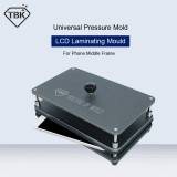 TBK New Universal Pressure Mold Mould for Samsung Lcd Back Cover Glass Glue Holding