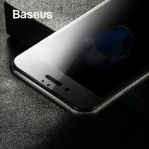Baseus Anti Spy Privacy Tempered Glass For iPhone 7 8 Screen Protector 0.23mm Thin Glass For iPhone 7 Plus 8 Plus Glass Film