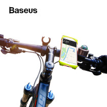 Baseus Bike Phone Holder For Smart Cell Mobile Phone Holder Bike Handlebar Mount Bracket GPS Stand Bicycle Phone Holder