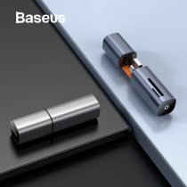 Baseus 2 in 1 Card Reader USB 3.0 Type C to TF Micro SD Card Reader for MacBook Pro Huawei P30 Pro Smart OTG Memory Card Reader