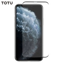 TOTU HD Anti Dust Tempered Glass Film Protective Glass  For X XS 11 Pro