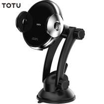 TOTU Wireless Charger Car Holder Charging Station Car Mount for iPhone for Samsung or Other Phone