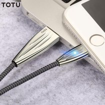 TPTU Fast Charging Cable  PD Charge Data Cable USB Cable 1.2m Lightning Chargeing Cable For iPhone