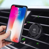 MCDODO Car Holder Mini Air Vent Mount Magnet Magnetic Cell Phone Mobile Holder Universal For iPhone X 6 6s 7 8 GPS Bracket Stand