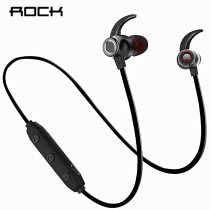 ROCK Bluetooth 5.0 Earphones TWS Wireless Earphone With Mic Earbuds Magnetic Noise Reduction In-ear For Gym Running Stereo Sound