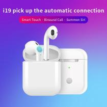 TWS Wireless Earphone Version 2.0 3.0 Bluetooth earphones Headset with Charging Case Earbuds For iPhone Huawei Xiaomi Samsung
