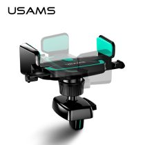USAMS Universal Air outlet Elastic Car Bracket Flexible Car Gravity Holder Support Mobile Phone Stand Gravity Car Phone Holder