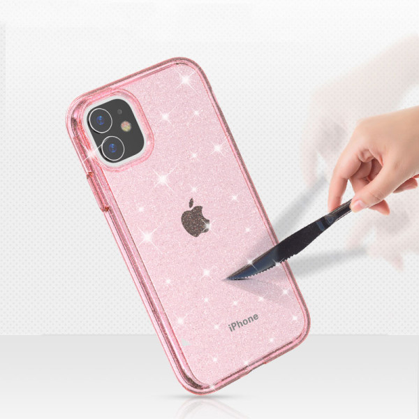 Clear Bling Case For iPhone 11 Pro Max XS Max XR Luxury Shiny Cases Silicone Cover For iPhone 7 8 Plus X XR XS Case Coque