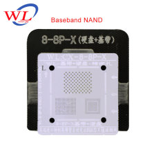 WL Official Store Phone Baseband NAND Reballing Stencil BGA Reballing Platform with Magnetic Base for iPhone 8 8PLUS X