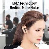 Baseus W07 Bluetooth Earphone TWS Wireless Bluetooth Earphone 3D Stereo Sports Wireless Earphones with Dual Noise reduction Mic