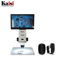 Industrial Digital Microscope 10-inch 1080P HDMI integrated display high-brightness LED light for laboratory,jewelry,medicine