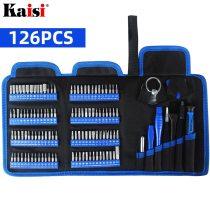 Kaisi Screwdriver Set Precision Screwdriver Tool Kit Magnetic Phillips Torx Bits 126 in 1 For Phones Laptop PC Repair Hand Tool