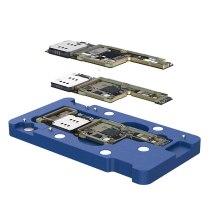 Qianli PCB Holder JIG board Maintenance Platform for iPhone X/XS/XS MAX/11/11Pro/11ProMax Motherboard BGA Reballing Fixture
