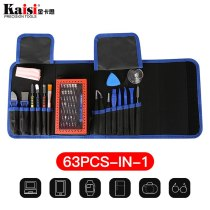 Kaisi 63 in 1 Magnetic Precision Electronics Screwdriver set Hand Tools For Phone Repair Tool Kit