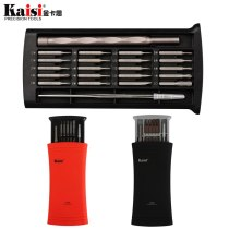 Kaisi 22 In 1 Screwdriver Set Precision Magnetic Screwdriver Bits For iPhone Samsung Phone Tablet Watch Repair Tools Kit