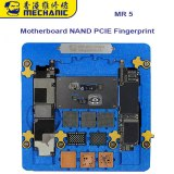 MECHANIC MR5 Motherboard Fixture for iPhone XR 8P 8 7P 7 6SP 6S 6 Multifunctional IC Chip CPU NAND Fingerprint Repair PCB Holder